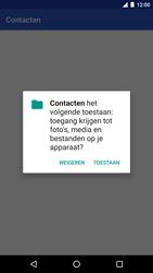 LG Nexus 5x - Android Nougat - Contacten en data - Contacten overzetten via Bluetooth - Stap 7