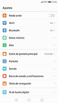 Huawei P10 Plus - Mensajería - Configurar el equipo para mensajes multimedia - Paso 3