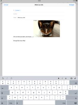 Apple Apple iPad Pro 12.9 - iOS 11 - E-mail - Envoi d
