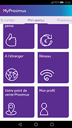 Huawei P8 Lite 2017 - Applications - MyProximus - Étape 16