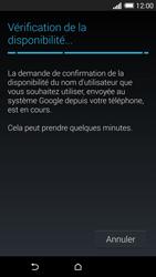 HTC Desire 820 - Premiers pas - Créer un compte - Étape 11