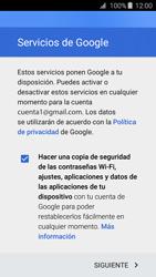 Samsung Galaxy A3 (2016) - E-mail - Configurar Gmail - Paso 15