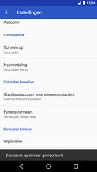 LG Nexus 5x - Android Nougat - Contacten en data - Contacten kopiëren van SIM naar toestel - Stap 10