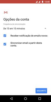 Motorola Moto G6 - Email - Configurar a conta de Email -  20