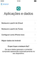 Apple iPhone 7 - Primeiros passos - Como ligar o telemóvel pela primeira vez -  17