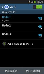 Samsung Galaxy Grand Neo - Wi-Fi - Como ligar a uma rede Wi-Fi -  8