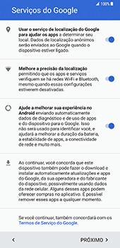 Samsung Galaxy S8 Plus - Primeiros passos - Como ligar o telemóvel pela primeira vez -  10