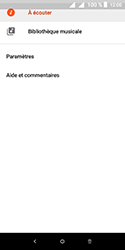 Alcatel 1 - Photos, vidéos, musique - Ecouter de la musique - Étape 6