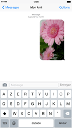 Apple iPhone 6 Plus iOS 8 - MMS - envoi d'images - Étape 13