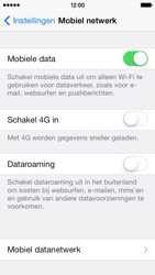 Apple iPhone 5c - Netwerk - 4G activeren - Stap 4