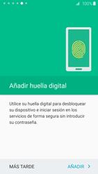 Samsung Galaxy S6 - Primeros pasos - Activar el equipo - Paso 18