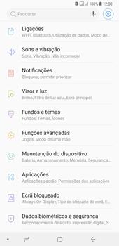 Samsung Galaxy A6 Plus DualSim - Internet no telemóvel - Como ativar os dados móveis -  4