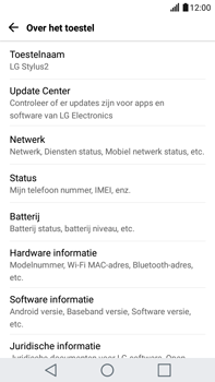 LG Stylus 2 (K520) - Software updaten - Update installeren - Stap 5