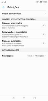 Huawei P20 - Chamadas - Como bloquear chamadas de um número -  6