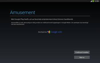 Samsung P5220 Galaxy Tab 3 10-1 LTE - Applicaties - Account aanmaken - Stap 21
