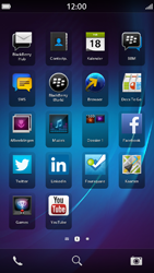 BlackBerry Z30 - Applicaties - Applicaties downloaden - Stap 1
