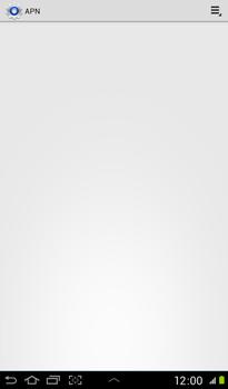 Samsung P3100 Galaxy Tab 2 7-0 - MMS - Configuration manuelle - Étape 7
