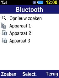 Samsung Xcover 550 (SM-B550H) - Contacten en data - Contacten overzetten via Bluetooth - Stap 10