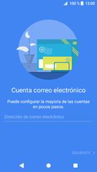 Sony Xperia XZ1 - E-mail - Configurar correo electrónico - Paso 6