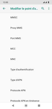 Xiaomi Mi A2 Lite - Internet - configuration manuelle - Étape 15