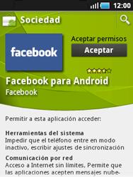 Samsung S5570 Galaxy Mini - Aplicaciones - Descargar aplicaciones - Paso 9