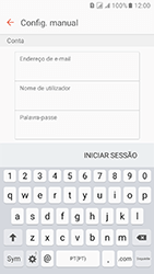 Samsung Galaxy J5 (2016) DualSim (J510) - Email - Configurar a conta de Email -  10