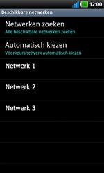 LG P920 Optimus 3D Speed - Buitenland - Bellen, sms en internet - Stap 8