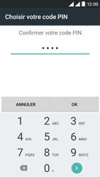 Wiko Rainbow Lite 4G - Sécuriser votre mobile - Activer le code de verrouillage - Étape 10