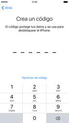 Apple iPhone 6s iOS 9 - Primeros pasos - Activar el equipo - Paso 14