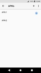 Sony Xperia XZ Premium - Android Oreo - MMS - handmatig instellen - Stap 17
