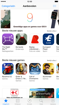 Apple iPhone 6 Plus iOS 9 - Applicaties - MyProximus - Stap 3