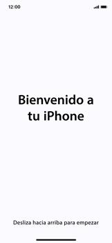 Apple iPhone X - Primeros pasos - Activar el equipo - Paso 28
