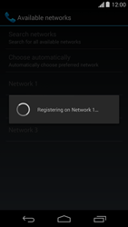 Motorola Moto G - Network - Usage across the border - Step 9