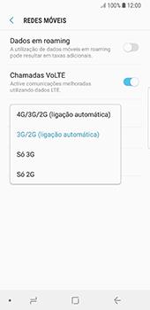 Samsung Galaxy S8 - Android Oreo - Internet no telemóvel - Como ativar 4G -  7