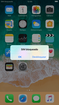 Apple iPhone 7 Plus iOS 11 - Internet no telemóvel - Configurar ligação à internet -  15