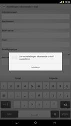 Sony C6833 Xperia Z Ultra LTE - E-mail - Handmatig instellen - Stap 10