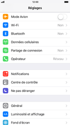 Apple iPhone 6s - iOS 11 - MMS - configuration manuelle - Étape 4