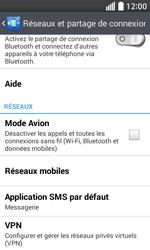 LG L70 - Internet - Configuration manuelle - Étape 5