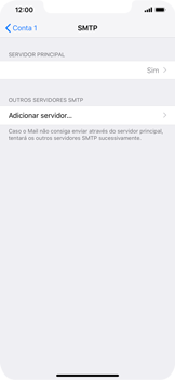 Apple iPhone XS Max - Email - Configurar a conta de Email -  18