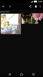 Sony Xperia M4 Aqua (E2303) - Contacten en data - Foto