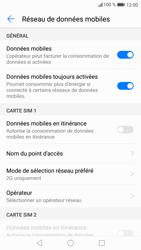 Huawei P9 Lite - Android Nougat - Réseau - Changer mode réseau - Étape 7