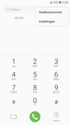 Samsung Galaxy S6 - Android Nougat - Voicemail - Handmatig instellen - Stap 5