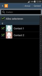 Samsung Galaxy S III Neo (GT-i9301i) - Contacten en data - Contacten kopiëren van SIM naar toestel - Stap 8