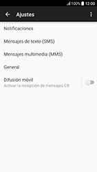 HTC 10 - Mensajería - Configurar el equipo para mensajes de texto - Paso 7