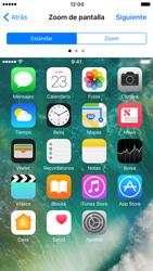 Apple iPhone 6 iOS 10 - Primeros pasos - Activar el equipo - Paso 25