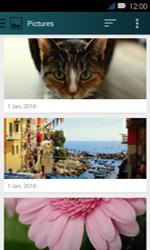 Huawei Y3 - MMS - afbeeldingen verzenden - Stap 15
