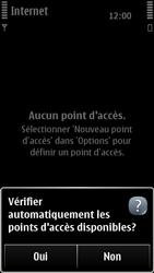 Nokia 500 - Internet - configuration manuelle - Étape 10