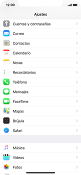 Apple iPhone X - E-mail - Configurar correo electrónico - Paso 3