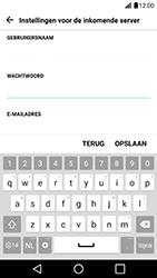 LG G5 SE - Android Nougat (LG-H840) - E-mail - Instellingen KPNMail controleren - Stap 13