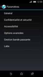 HTC Desire 320 - Internet - Configuration manuelle - Étape 22